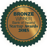 Hannah Wrixon wins Bronze in the Startup Awards 2015