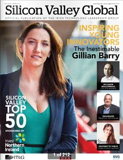 Inspiring Young Innovators… The Inestimable Gillian Barry
