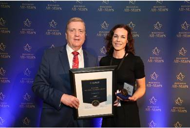 Limerick leads the way at prestigious All-Ireland business awards