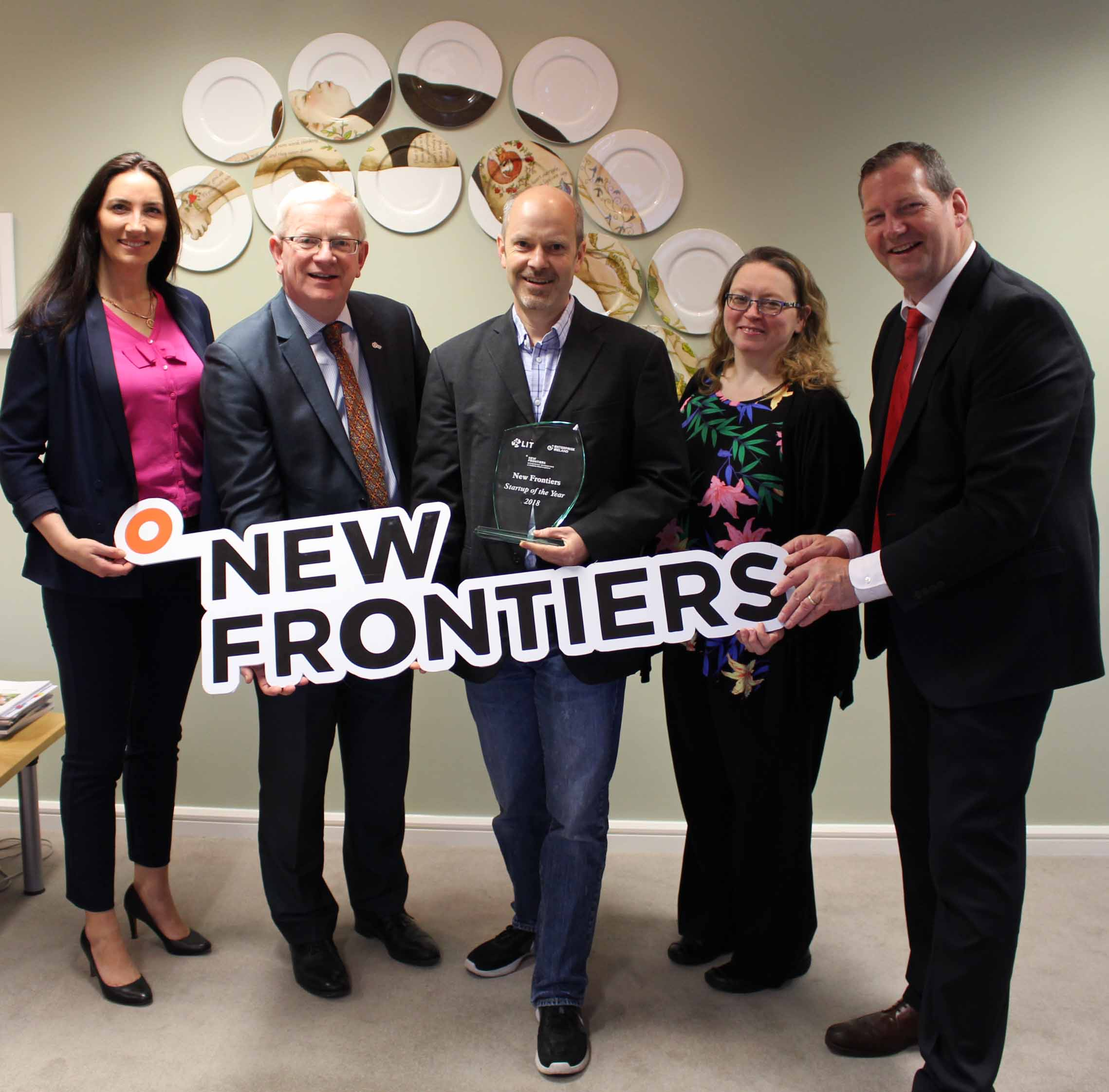 Mid West's Brightest Startups Shine Through at 2018 New Frontiers Awards