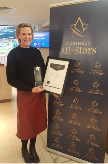Business All-Stars Awards