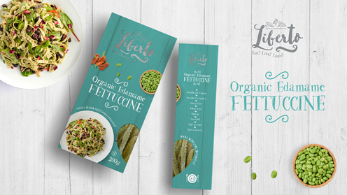 Liberto scoops top spot at UK 2017 Free From Food Awards in the Pizza & Pasta Category