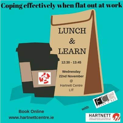 Lunch & Learn Series:Frank Guy