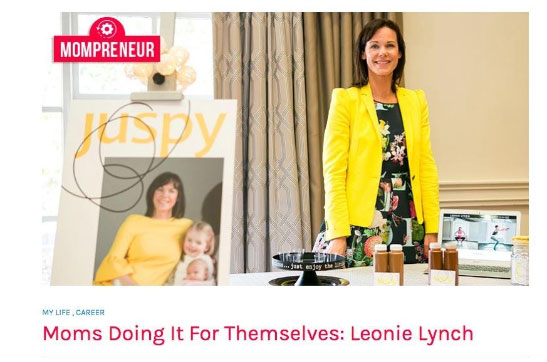 Mums Doing It For Themselves: Leonie Lynch