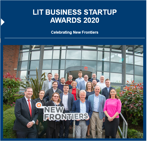 Your invited to the LIT Business Startup Awards 2020