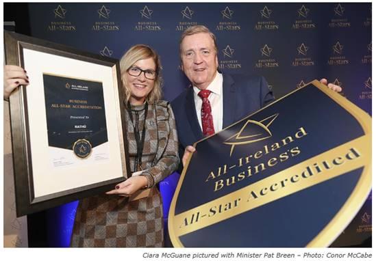 All-star accreditation for Rathú