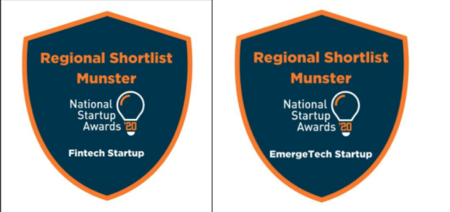 Mohamed Noor, Intelligorithm who was short-listed in two categories at the Local Enterprise office Regional Startup Awards