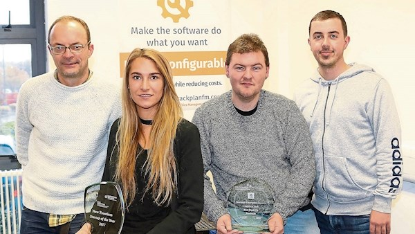 Limerick startup software firm is on the right track