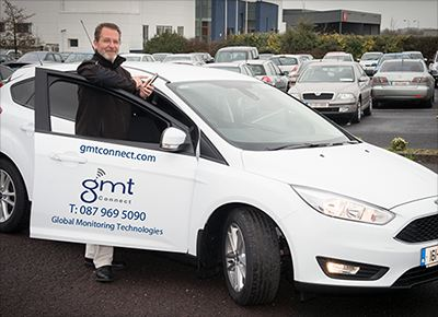 GMT Connect secures €250,000 Investment for their IOT (Internet Of Things) Vehicle Tracking Device.