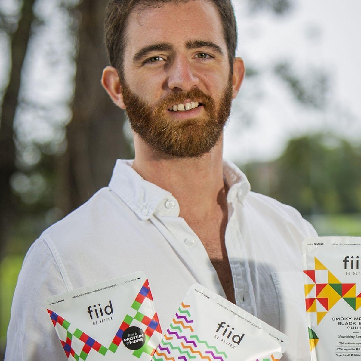 Business & Finance interview entrepreneur Shane Ryan, Fiid