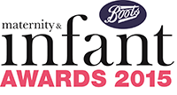 boots maternity infant awards 2015