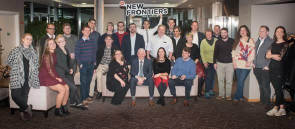 LIT, one Ireland's top organisations for fostering start-ups, celebrates 10 Years of the Hartnett Enterprise Acceleration Centre